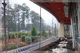 vinyl winterized middot patio enclosure