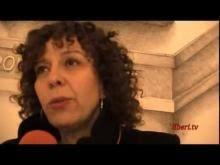OBIQUA di Laura Palmieri, mostra a cura di Simonetta Lux presso la Galleria La Nube di OOrt in Via Principe Eugenio 60, Roma. Intervista del 14 marzo 2014. - laura_palmieri_obliqua