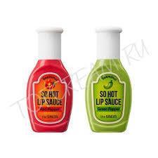 THE SAEM Saemmul So Hot Lip Sauce - <b>Горячий соус для губ</b> ...