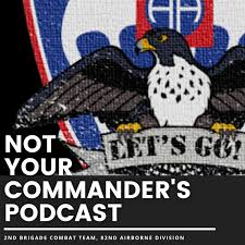 Not Your Commander's Podcast
