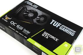 Обзор <b>видеокарты ASUS</b> TUF Gaming <b>GeForce GTX</b> 1660 ...