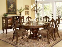 Traditional Dining Room Table Lavish Antique Dining Room Furniture Emphasizing Classic Elegance