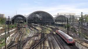 Gare centrale de Dresde