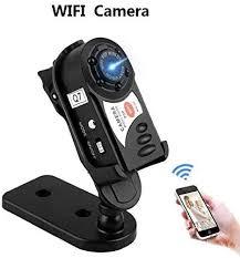WiFi Spy Camera Mini Q7 Camera DV DVR Wireless ... - Amazon.com