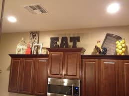 lighting above kitchen cabinets. above cabinet decor lighting kitchen cabinets