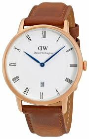 <b>Наручные часы</b> Daniel Wellington Dapper Durham Rose <b>Gold</b> ...