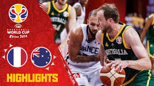 France v Australia - Highlights - FIBA Basketball World Cup 2019 ...