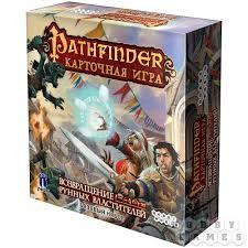 Pathfinder. Карточная игра. Возвращение Рунных Властителей ...