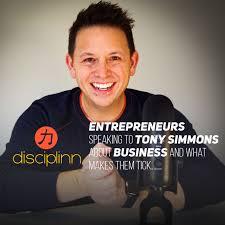 Disciplinn by Tony Simmons