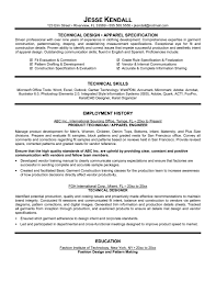 fashion designer resume samples resume barista sample example fashion designer resume samples technical resume template getessayz png technical resume examples throughout