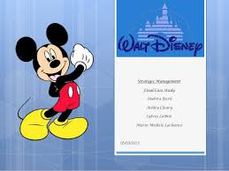 walt disney corporation mission statement