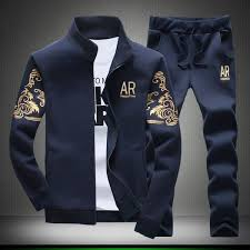 <b>Spring men's sports suit</b> Select the number of yardage according to ...