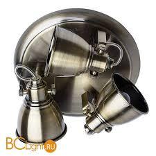 Купить спот (<b>точечный</b> накладной <b>светильник</b>) <b>De Markt Ринген</b> ...