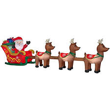 Outdoor <b>Inflatable Christmas</b> Decorations: Amazon.com