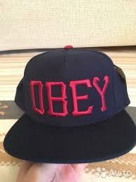 <b>Obey SnapBack</b> купить в Москве | Личные вещи | Авито