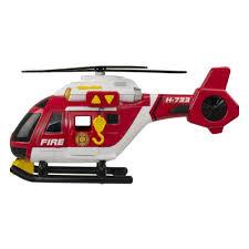 Игрушка <b>HTI</b> 1416392 <b>Пожарный вертолет Roadsterz</b> — купить в ...