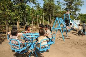 Photo essay  Early childhood care and development in Cambodia     Children attend an ECCD centre