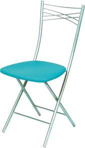 <b>Складной стул Ника</b>, ССН1/5, бирюзовый - купить по низкой цене ...