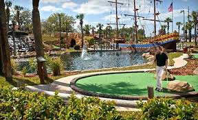 Up to 52% Off Mini-Golf Pass for Two - Pirate's Island Adventure Golf ...