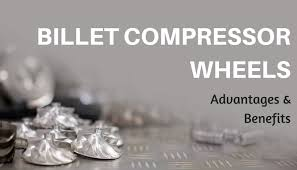 <b>Billet Compressor Wheels</b> | Advantages & Benefits | PHESSIO <b>TURBO</b>