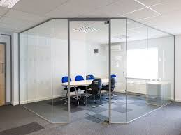 glass dividers interior design glass office partitions ideas decorations image of corner modern interior design ceiling design for office