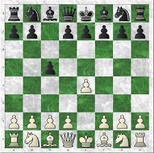 Resultado de imagen para E4 C5, ajedrez