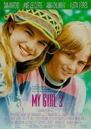 Film Moja dziewczyna 2 - plakat2