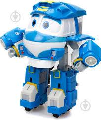 ᐉ <b>Игрушка</b>-трансформер <b>Silverlit</b> Кей <b>Robot Trains</b> • Купить в ...