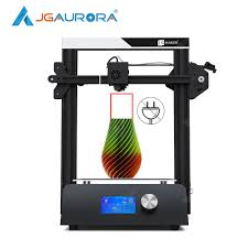JGAURORA <b>JGMAKER Magic 3D Printer</b> Aluminium Frame Diy Kit ...