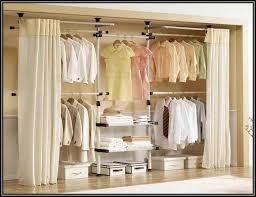 Closet Door Ideas Curtain  E