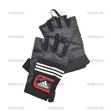 <b>Перчатки Adidas тяжелоатлетические</b> - кожаные S/M в Волгограде