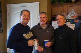 notre dame lacrosse the old and the new bob moore rob gilmartin and john near