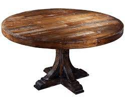 wood kitchen table beautiful: charming round rustic kitchen table  the most dining room rustic dining tables contemporary dining chairs within rustic round dining table designs