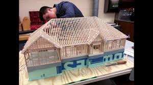 building the scale architectural model