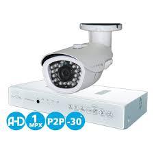 <b>Комплект видеонаблюдения IVUE</b> 1080N-1MPX-1B — купить в ...