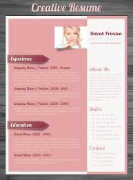 stunning creative resume templatesresume design donwload resume