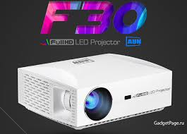 FullHD <b>Проектор</b> AUN <b>F30</b> - бюджетный, но серьезный ...