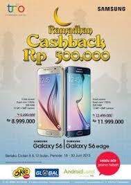 Samsung Galaxy Promo Ramadhan Cashback Rp 500.000 ...