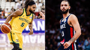 Australian Boomers vs France live stream, scores: FIBA Basketball ...
