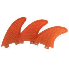 Buy TEQIN <b>Surf Fins</b> Fiberglass <b>FCS Fin Surf</b> Boards <b>G3</b>/<b>G5</b>/G7 Size ...