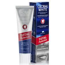 <b>Зубная паста GLOBAL WHITE</b> в интернет-магазине Startsmile.