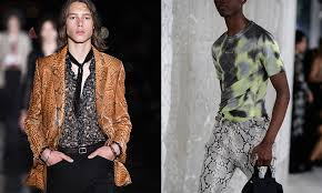 Here's 6 Times <b>Snakeskin</b> Was Trending at <b>Fashion</b> Week ...