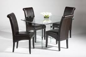 dining chairs room contemporary acrylic chair
