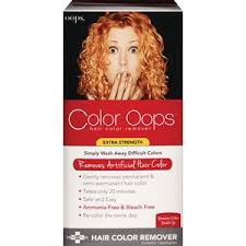 Oops <b>Color Remover</b> - CVS Pharmacy