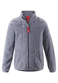 <b>Куртка флисовая Reima</b> Inrun 526203-9400 серая купить со ...