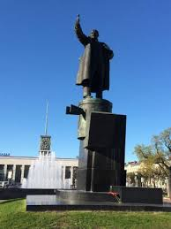 Image result for lenin-at-finland-station