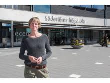 Kristy Beers Fägersten, docent i engelska vid Södertörns högskola - gwqaupxgkferqletxdrr