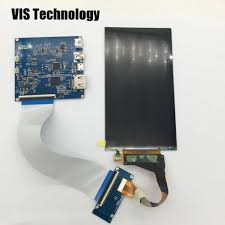 <b>5.5 inch</b> 2560*1440 <b>2K LCD Screen</b> LS055R1SX04+ HDMI to MIPI ...