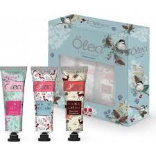 <b>Крем для рук</b> Olea Hand Care Подарочный <b>набор</b> 3 штуки ...