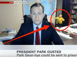 family in viral bbc interview video talks business insider